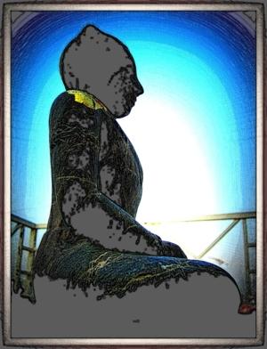 พระพุทธศิลาpencil