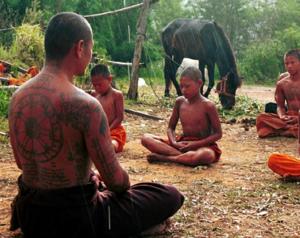 about buddhas lost children