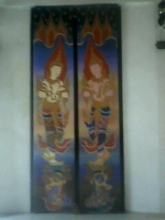 ประตูโบสถ์