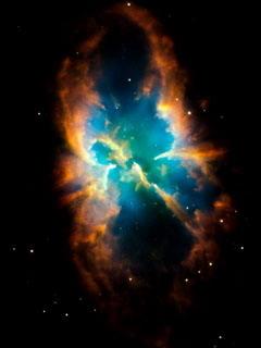 Kalki Avatar 2.21 - Nebula NGC 2818 (Ring)