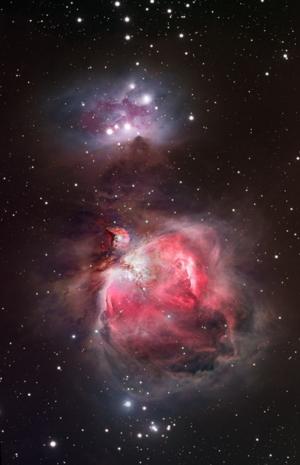 Kalki Avatar 2.15 - Orion Nebula