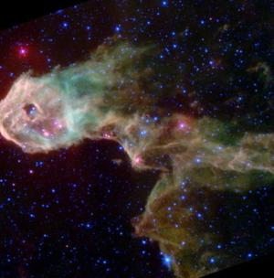 Kalki Avatar 2.10 - Garudas & Dragons Nebula