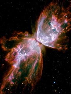 Kalki Avatar 2.05 - EHUTT's Hand & Face Nebula