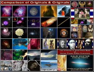 Kalki Avatar 1.14 - Originals Comparison