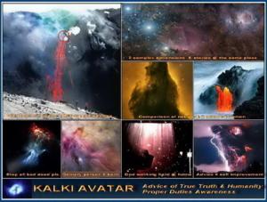 Kalki Avatar 1.08 - EHUTT (God)'s advice & pictures                              of true truth beyond expectation