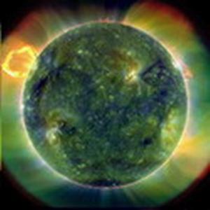 Kalki Avatar 3.08  - Sun as never before seen