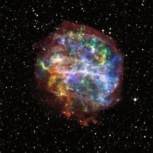 Kalki Avatar 3.06 - K. Suwipat's Head Nebula and                              Berth of Primitive Lives around                              his head