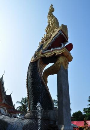 นาคาวัดไทย