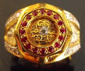 แหวนรุ่น แก้ว แหวน เงิน ทอง หลวงปู่ชื้น