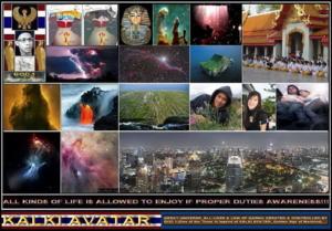 Kalki Avatar 3.02 - World and everydaylife with                              proper duties awareness                              (expected)