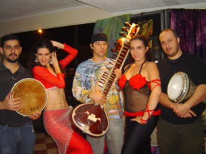 Music and Dance with my friends