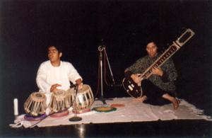 Sitar and Tabla with Sagar