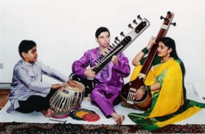 My Shivala Band in 1993