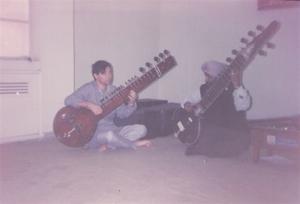RAJ and Guru- classes surbahar
