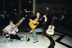 Raj Sitar & Guitar, Araxá 2001