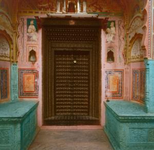 ปราสาท ชัยซัลเมอร์ อินเดีย