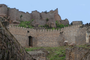 fort india