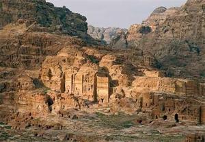 Petra,Jordan 1998