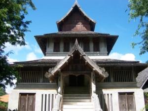 อาคารพิพิธภัณฑ์พื้นบ้าน
