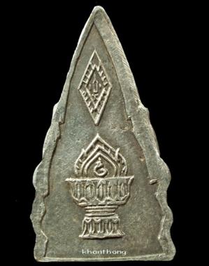 เหรียญพระพุทธชินราชพานพระศรี ปี 2495 เนื้อเงิน b