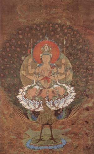 Chinesischer Maler des 11. Jahrhunderts (II) 001