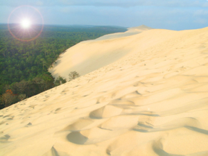 60.most amazing places in the world The Great Dune of Pyla