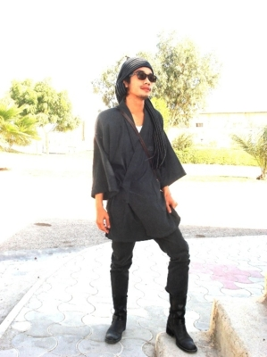 My fashion in Iran