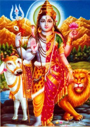 androgyny Ardhanarisvara