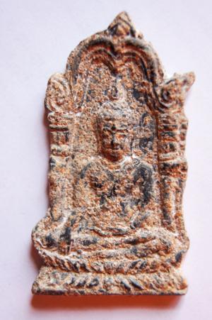 พระพุทธชินราชเนื้อชิน พิมพ์ยอดขุนพล 1500