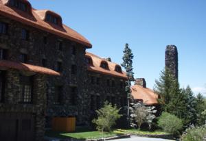 โรงแรมหินที่เก่าที่สุดใน Asheville, North Carolina
