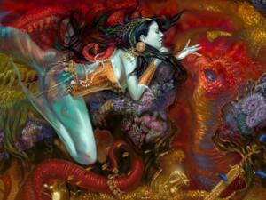 Fantasy Fairy tale mermaid 011310