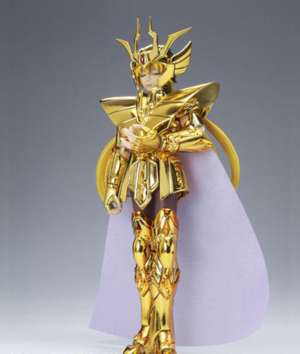 VIRGO GOLD CLOTH