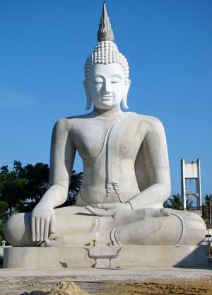 ขอเชิญร่วมเป็นเจ้าภาพสร้างพระพุทธรูปองค์ใหญ่ ( ปางมารวิชัย ) หน้าตักกว้าง ๑๐.๒๕ เมตร สูง ๑๕ เมตร