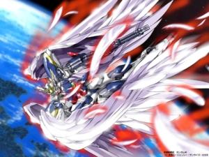 MS Wing Zero Custom Gundam