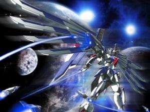 MS X-Nation Gundam