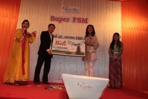 ผู้โชคดีได้รางวัลไปเที่ยวบาหลี ประเทศอินโดนิเซีย