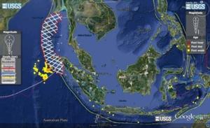 Earthquake sumatra April 2012