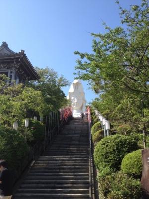 วัดเจ้าแม่กวนอิม โอฟุนะ จ.คานากาวะ ที่ประเทศญี่ปุ่น