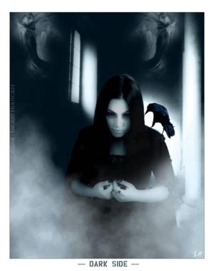 Dark side by Selenys
