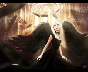 angel by iluzje d4nleej