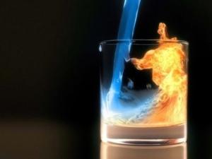 ไฟเจอกับน้ำ