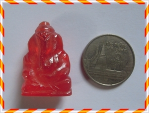 พระพิฆเนศแดง1