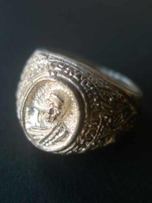 แหวนเสาร์๕มหาเศรษฐี เนื้อเงิน3