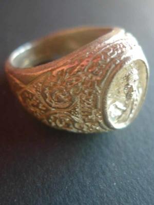 แหวนเสาร์๕มหาเศรษฐี เนื้อเงิน2
