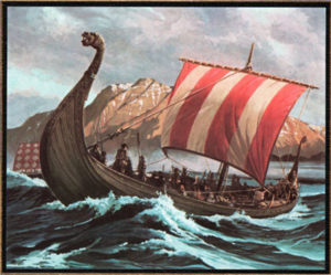 Viking longship 3