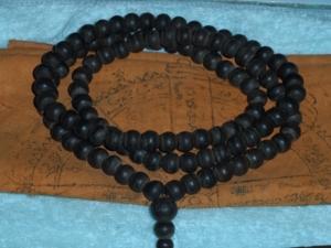 ประคำ 108 หลวงปู่หมุน มีจานตรงหัวว่า อุทธังอัทโธ ครับ
