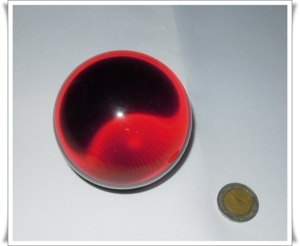 สีแดง 8 ซม