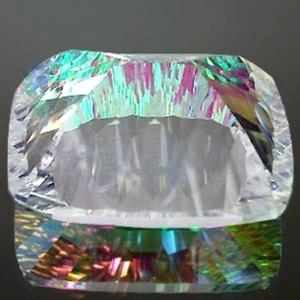 natural rainbow quartz