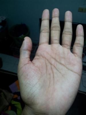 มือซ้าย