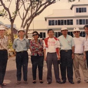 ไปร่วมประชุมวิทยุสมัครเล่นอาเซี่ยน ณ มะละกา มาเลย์เซีย